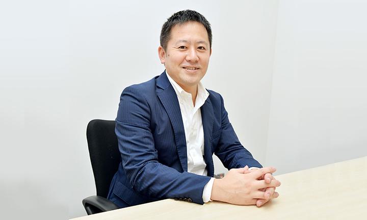 GICP代表取締役 赤澤宣幸