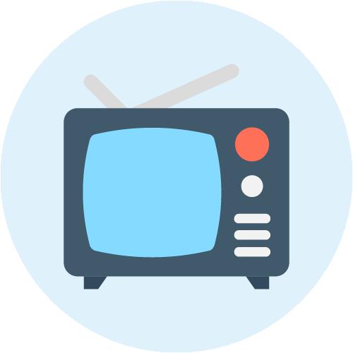 テレビ(地方局も含む)