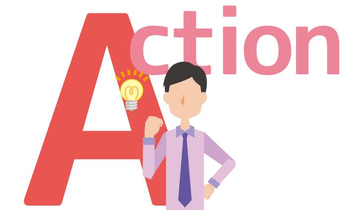 Action(改善)