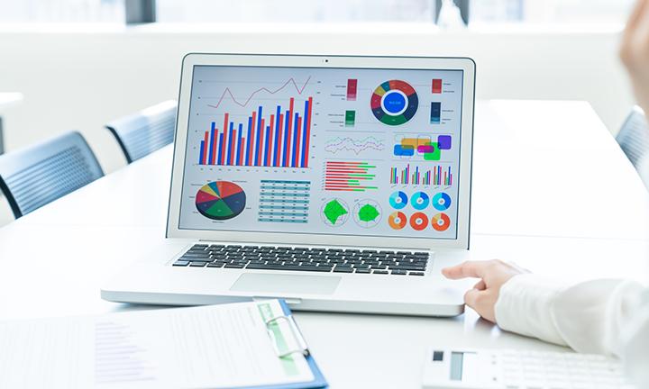 データ分析設定までサポート