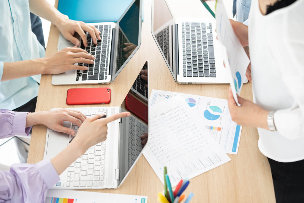 Webマーケティングの各手法と特徴
